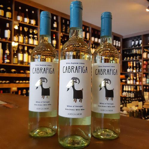 Vinho Branco Português Cabra Figa 750ml