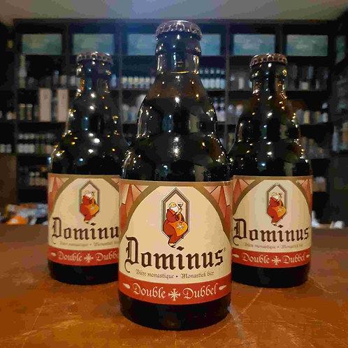 Cerveja Dominus Belgium Dubbel 335ml