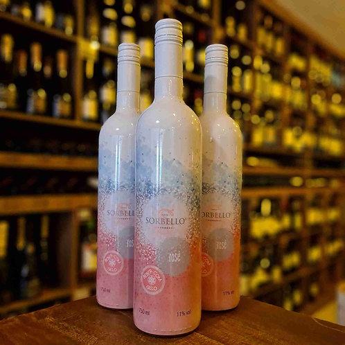 Vinho Frisante Rosé Sorbello 750ml