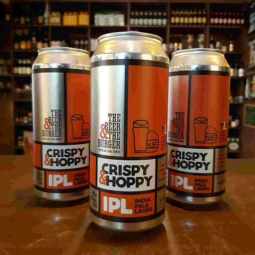Cerveja Avós Crispy & Hoppy India Pale Lager 473ml