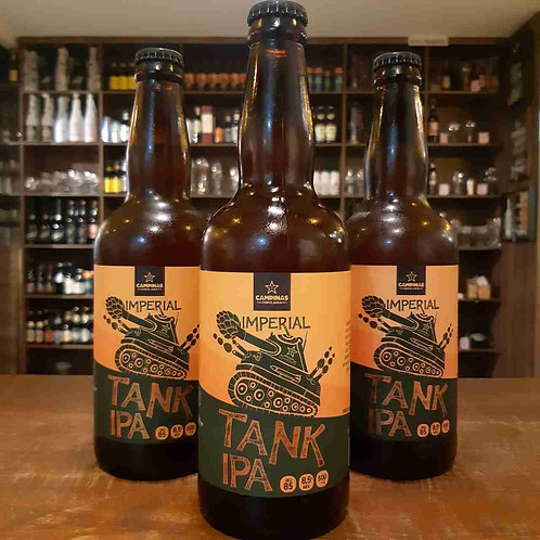 Cerveja Campinas Tank Double IPA 500ml