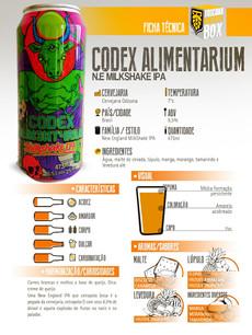 Odisseia Codex Alimentarium