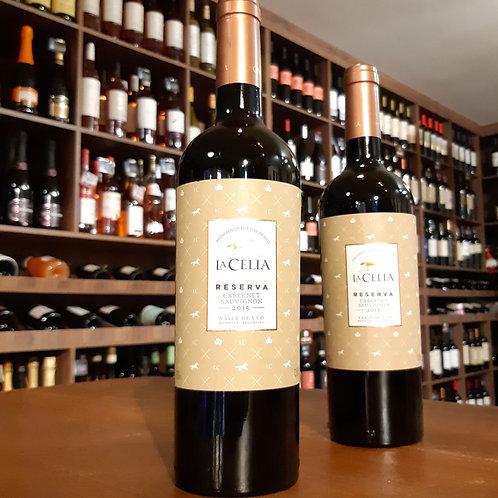 Vinho Tinto Argentino Reserva La Celia Cabernet Sauvignon 750ml