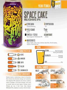 Carioca Space Cake