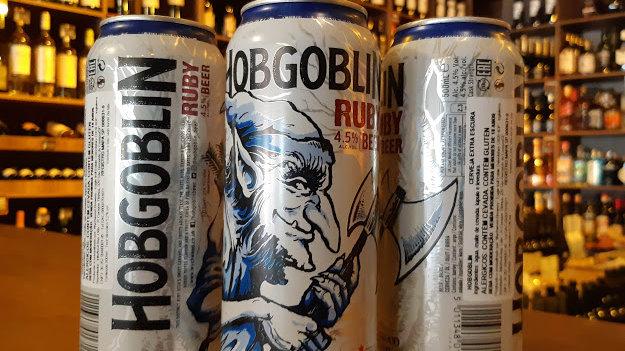 Cerveja Hobgoblin Legendary Ruby English ESB 500ml