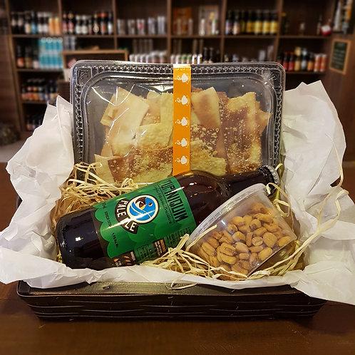 Cesta Toscana Cerveja e Petiscos