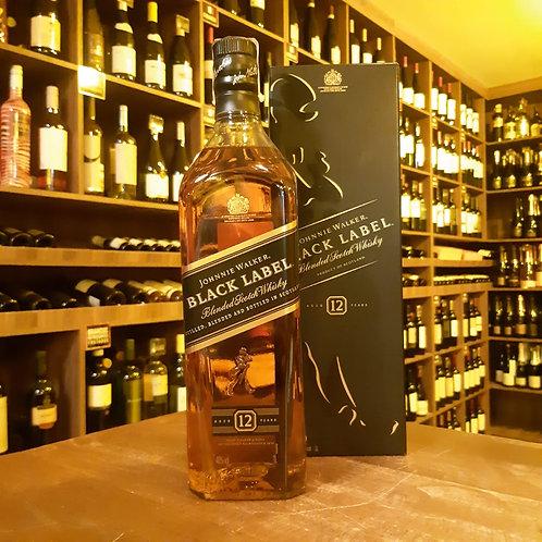 Whisky Scotch Johnnie Walker Black Label 1 Litro