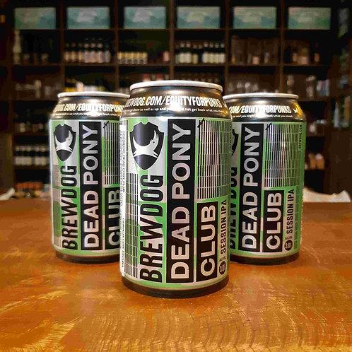 Cerveja BrewDog Deady Poney American Pale Ale 335ml