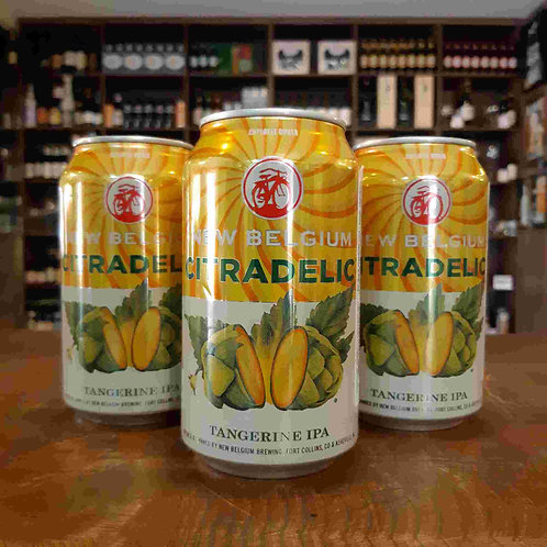 Cerveja New Belgium Citradelic Citrus IPA 355ml