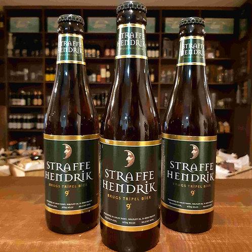 Cerveja Belga Straffe Hendrik Tripel 335ml