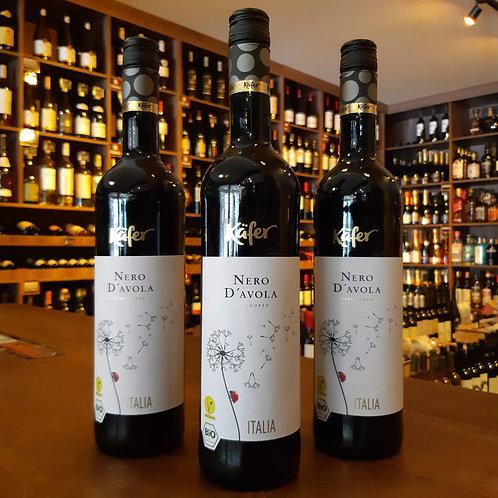 Vinho Tinto Italiano Kafer Nero d'Avola 750ml