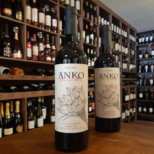Vinho Tinto Malbec de Altitude - Anko Flor de Cardon, Salta , Argentina 750ml