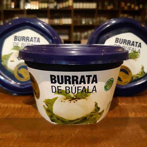 Queijo Burrata Fresca Búfala Dourada- unidade