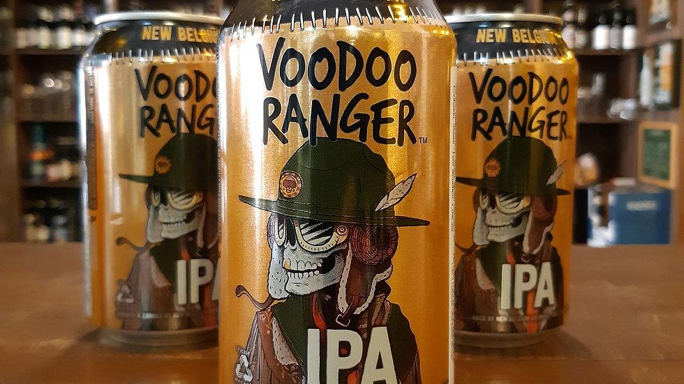 A partir de R$ 9,99 ! Cerveja New Belgium Voodoo Ranger IPA 355ml