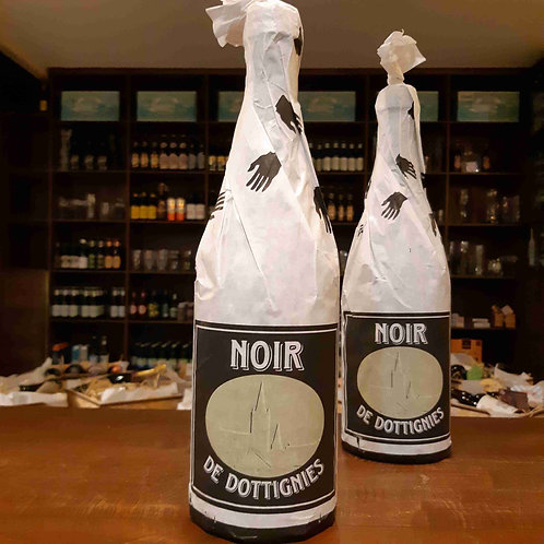 Cerveja Belga De Ranke Noir de Dottignies Strong Ale Garrafa Rolhada 750ml