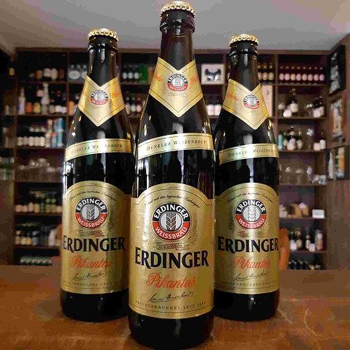 Cerveja Alemã Erdinger Pikantus Weizenbock (Weiss) 500ml
