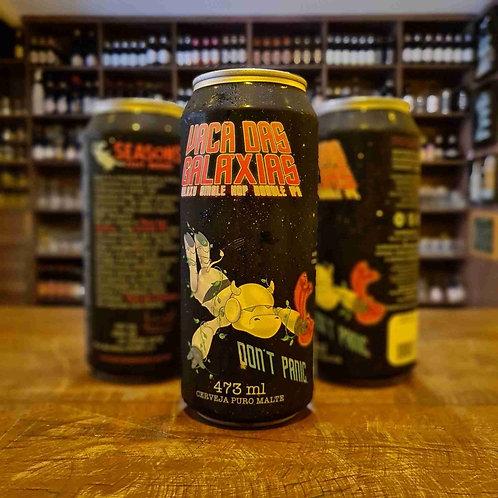 Cerveja Seasons Vaca das Galáxias Double IPA 473ml