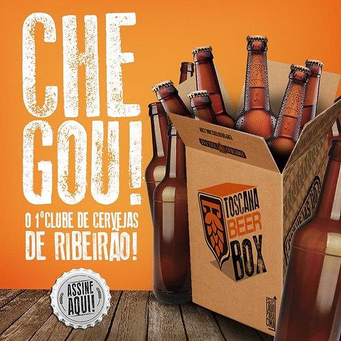 Clube de Cervejas - 6 Meses de Assinatura