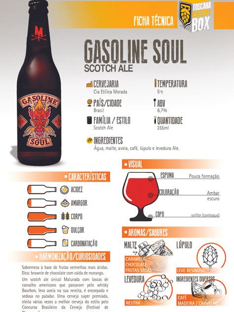 Morada Gasoline Soul