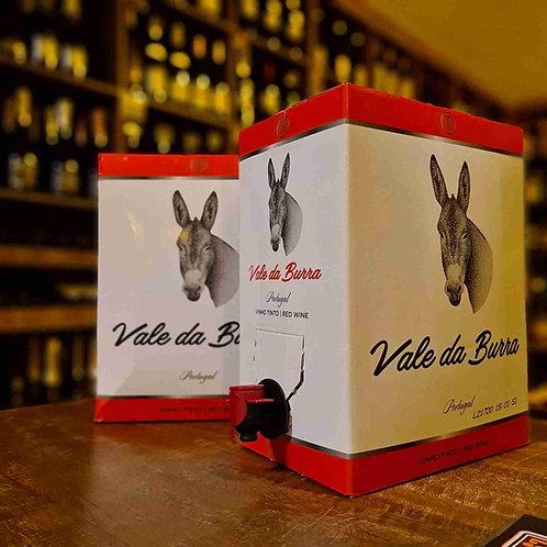 Vinho Tinto Português Bag in Box 5 Litros - Assinante Solicite Cupom 17%OFF