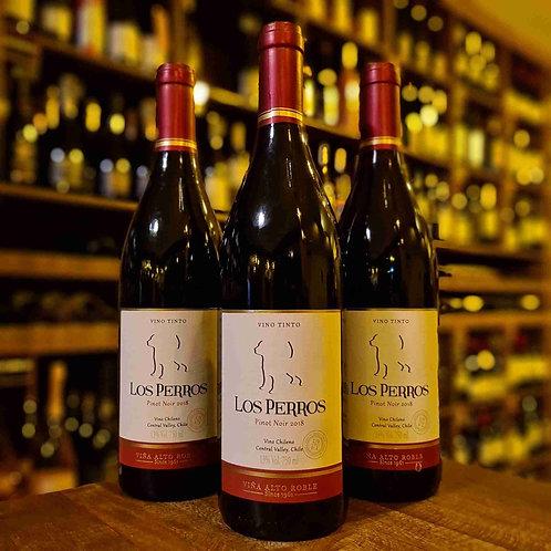 Vinho Tinto Chileno Los Perros Pinot Noir 750ml