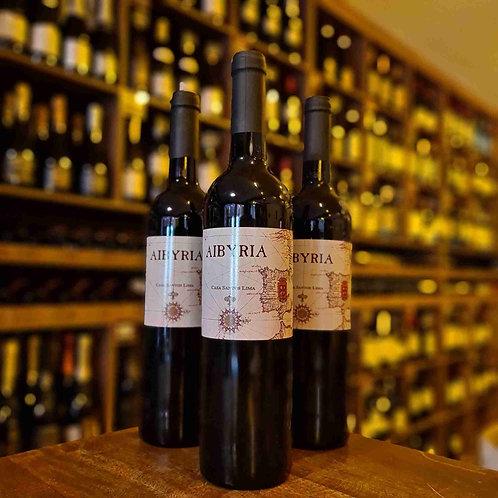 Vinho Tinto Português Aibyria 750ml