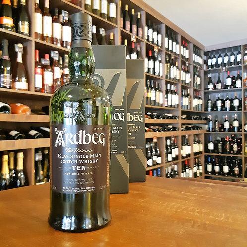 Whisky ArdBeg 10 anos 700 ml