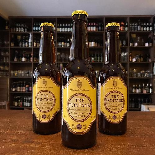 Cerveja Trapista Tre Fontane Scala Coeli 355ml