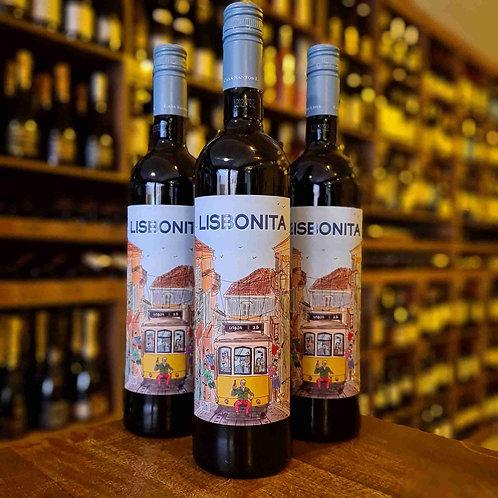 Vinho Tinto Português Lisbonita 750ml