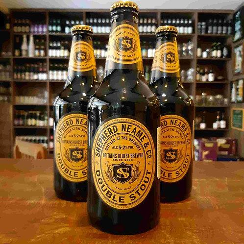 Cerveja Shepherd Neame Double Stout 500ml
