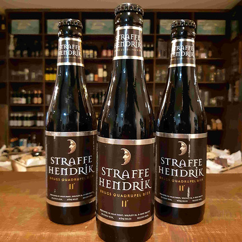 Cerveja Belga Straffe Hendrik Belgian Dark Strong Ale 335ml