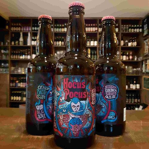 Cerveja Hocus Pocus Magic Trap Belgian Strong Golden Ale 500ml
