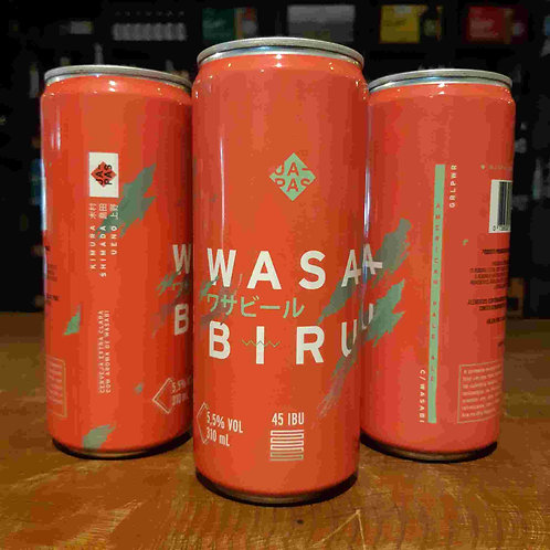 Cerveja Japas Wasabiru American Pale Ale 310ml