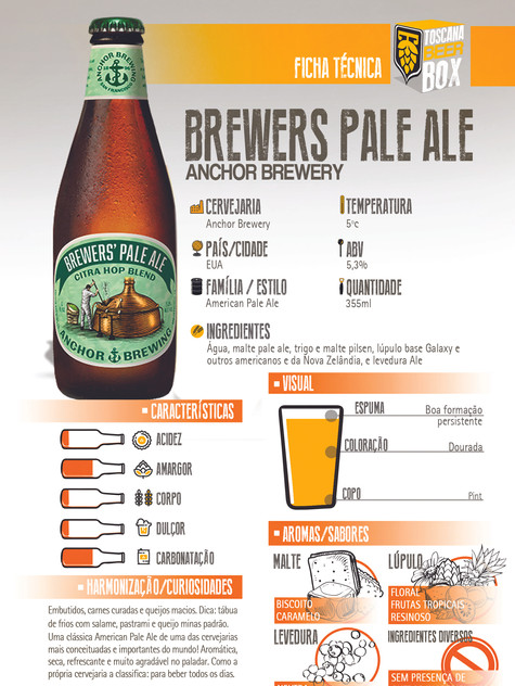 Anchor Brewers Pale Ale