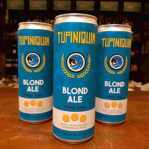 Cerveja Tupiniquim Belgian Blond Ale 300ml
