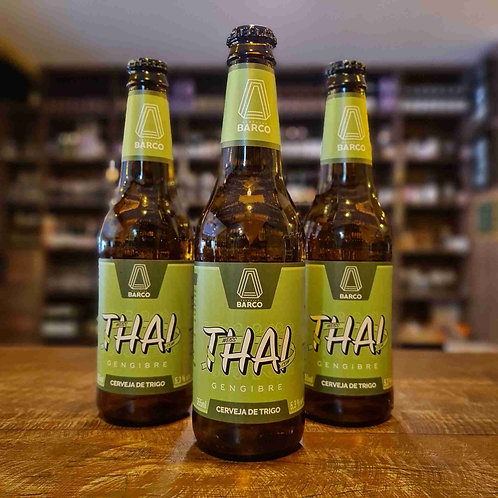 Cerveja Barco Thai Witbier 335ml