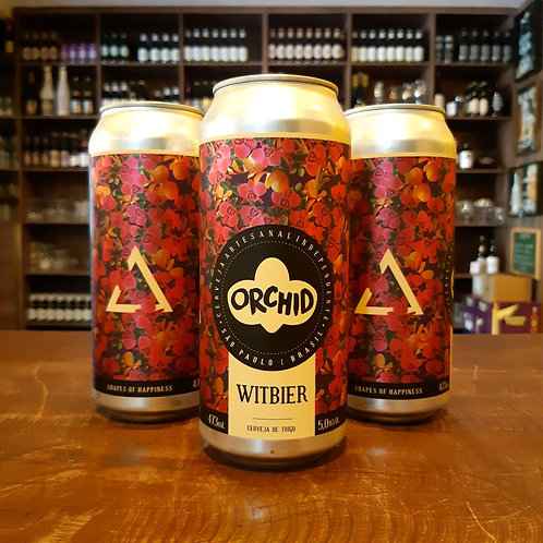 Cerveja Orchid Witbier 473ml