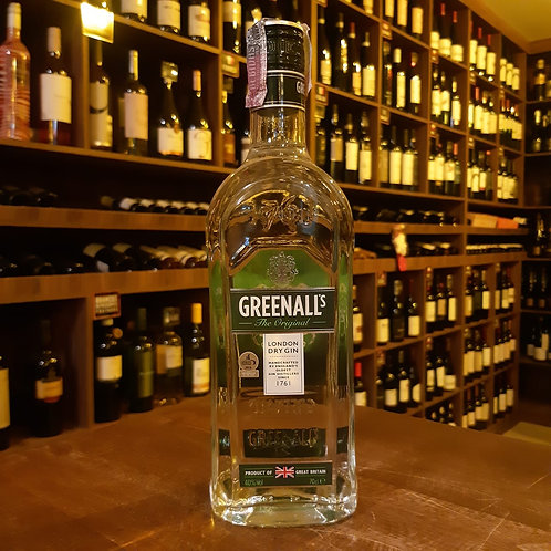 Gin London Dry Greenall's 700 ml