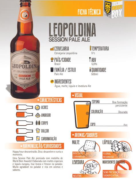 Leopoldina Session Pale Ale