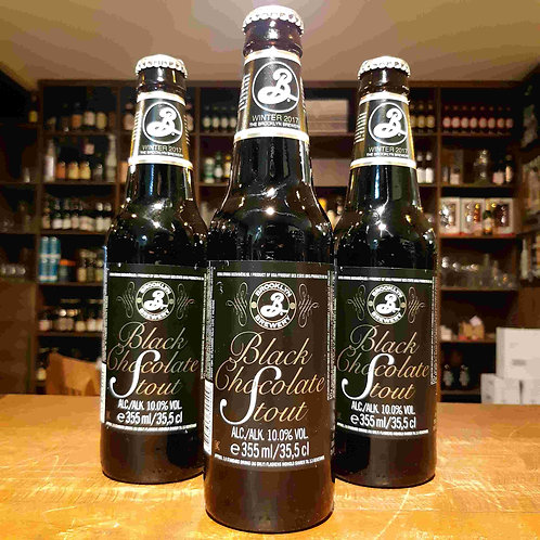 Cerveja Brooklyn Black Chocolate Stout 335ml