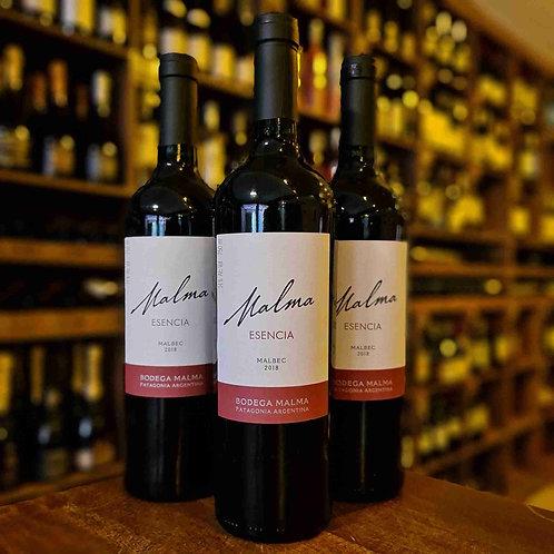 Vinho Tinto Malma Esencia Malbec Patagônia 750ml