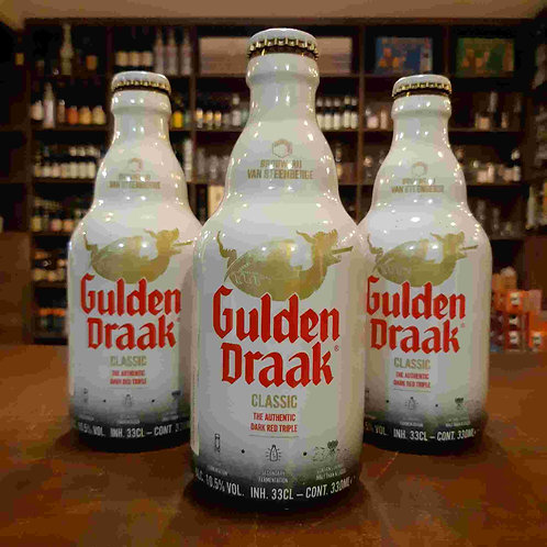 Cerveja Gulden Draak Belga Dark Strong Ale 330ml