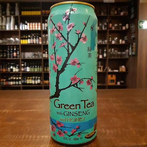 Chá Arizona Importado Gingeseng com Mel 680ml