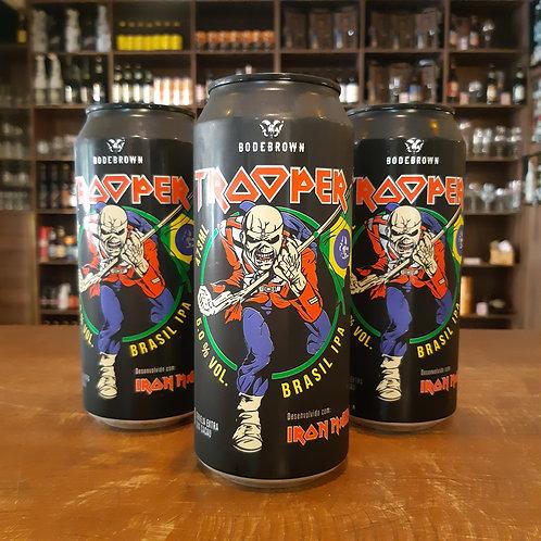 Cerveja Iron Maiden Brasil IPA 473ml