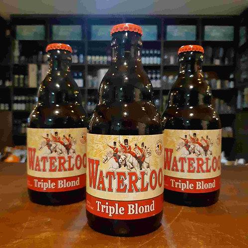 Cerveja Waterloo Belgian Tripel 335ml
