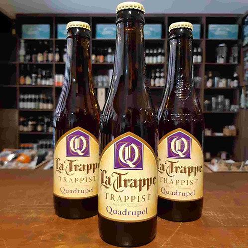 Cerveja La Trappe Quadrupel 330ml - Referência mundial!