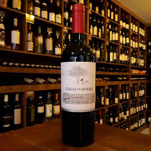 Vinho Tinto Chileno Casas del Bosque Carmenere 750ml