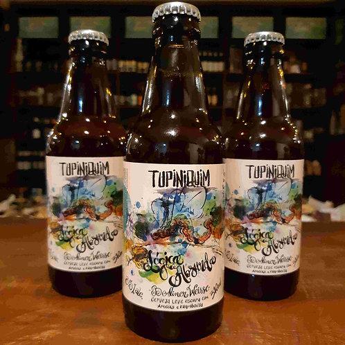 Cerveja Tupiniquim Logica Absurda Berliner Weisse com Frutas Vermelhas 300ml