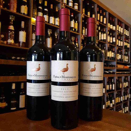 Vinho Argentino Fabre Montmayou Barrel Selecion Cabernet Sauvignon 750ml