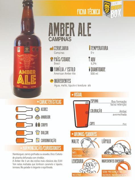 Campinas Amber Ale